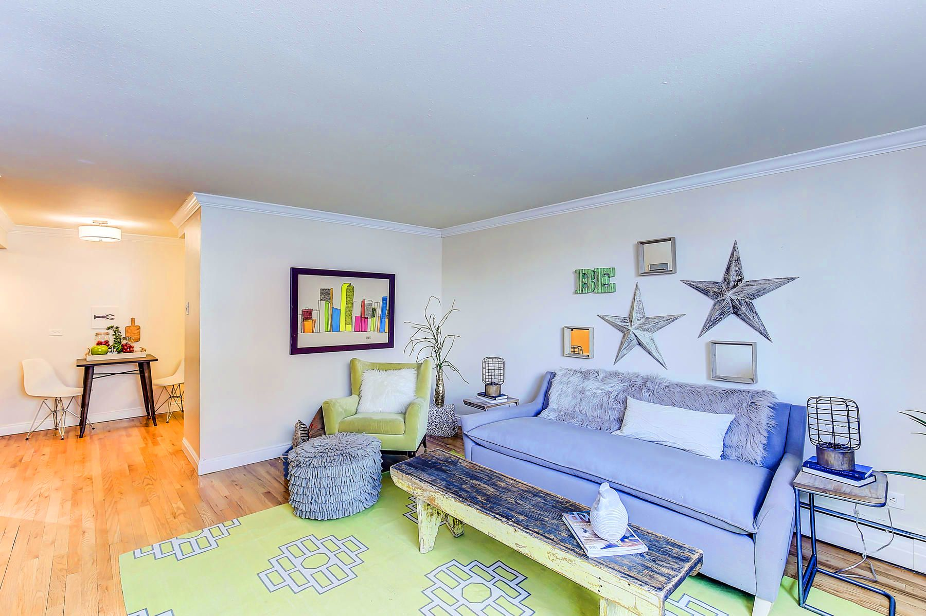 Capitol Hill Denver Condo   Just Listed   1390 Emerson St #101   $195,000.