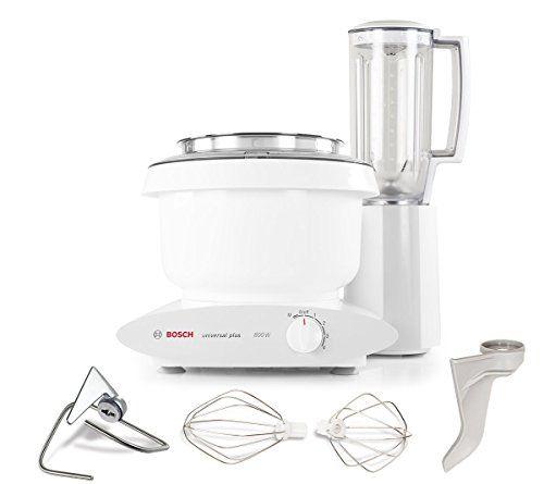 Bosch Universal Plus Stand Mixer, 800 Watt, 6.5-Quarts with ...