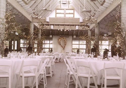 Wedding Decor Seattle Rain Indoor Food Court By Day Transformed To An Amazing Venue Night The Forest