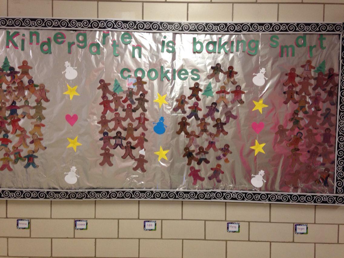 Kindergarten Is Baking Smart Cookies