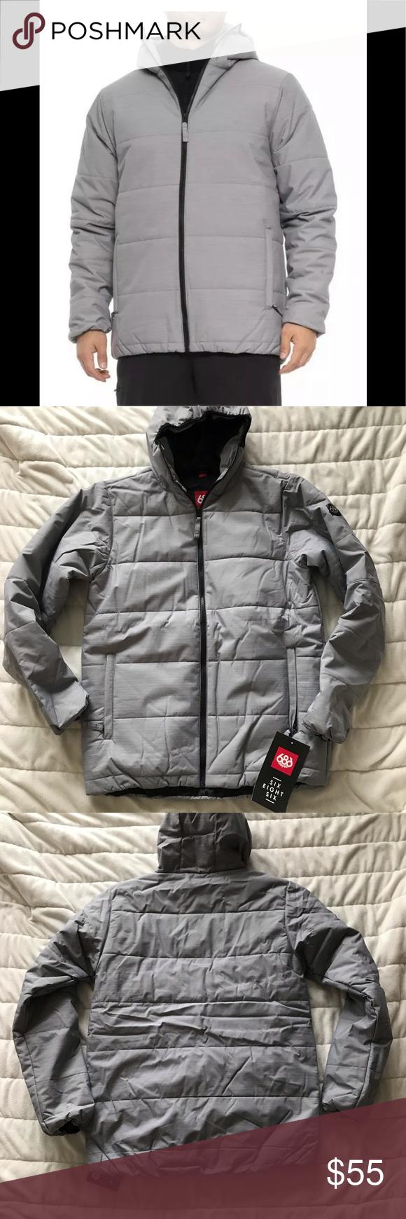 686 Mens Warmix Puffy Jacket