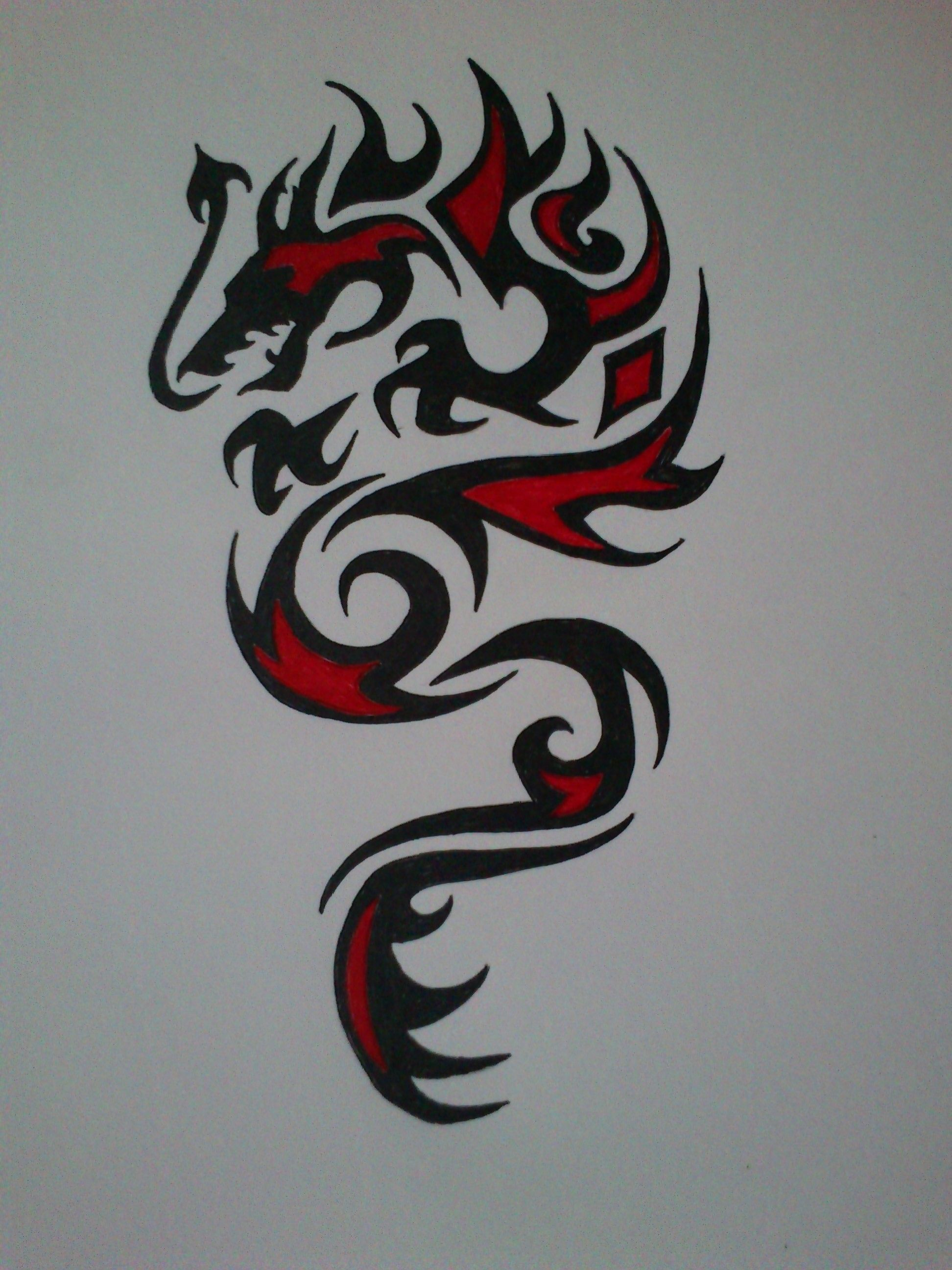 Black Dragon Tattoo On Neck Dragon Tattoos Neck Tattoo For Guys Tattoos For Guys Neck Tattoo