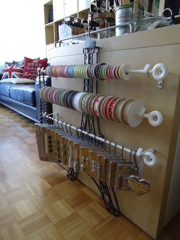 Papercraft Crafting Supply Organization Cheap Ikea