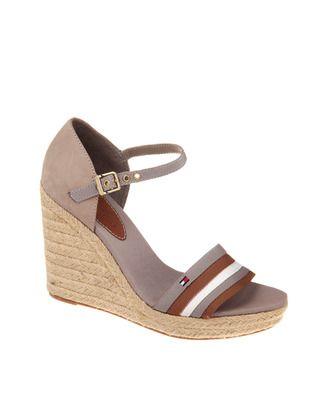ef587b0abee Cuñas de mujer Tommy Hilfiger - Mujer - Zapatos - El Corte Inglés - Moda 84  €