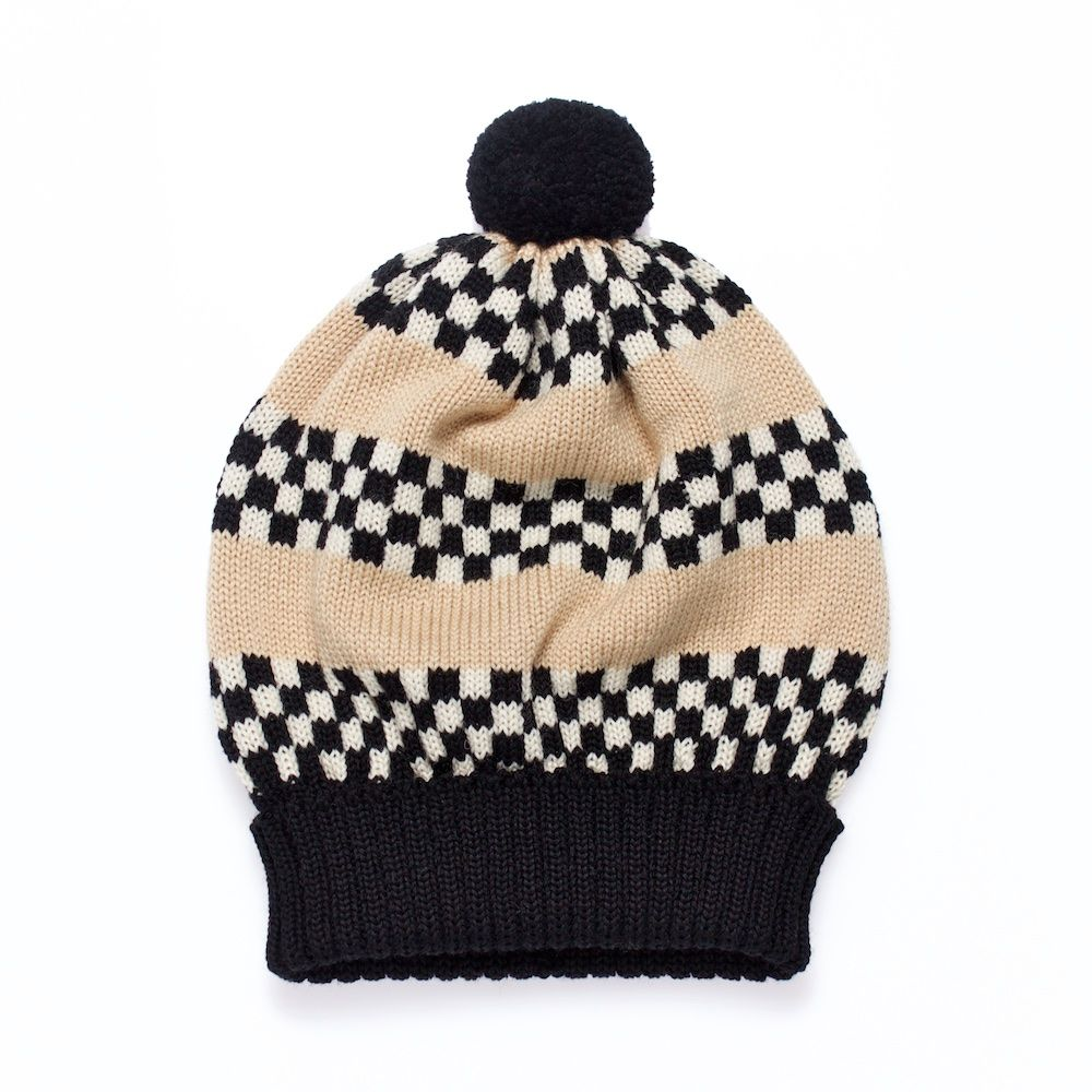 Women s Bubble Beanie with Pom - Moonshadow   Target  2763a9867d75