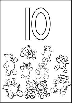 Kindergarten Math Printables and Kindergarten Math
