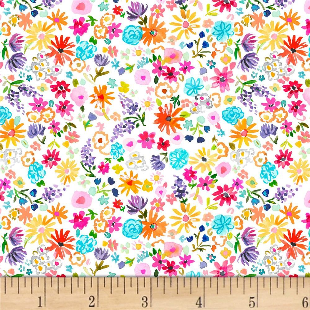 1 Yard Cute Pattern Waterproof Outdoor Fabric DIY Sewing Material Upholstery