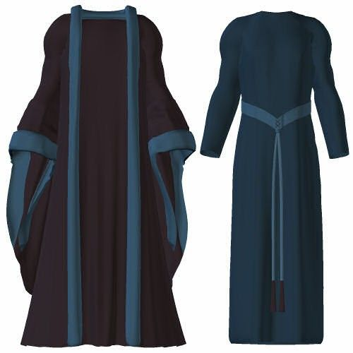 wizard robes wizard robes for m3 realm clothing costume