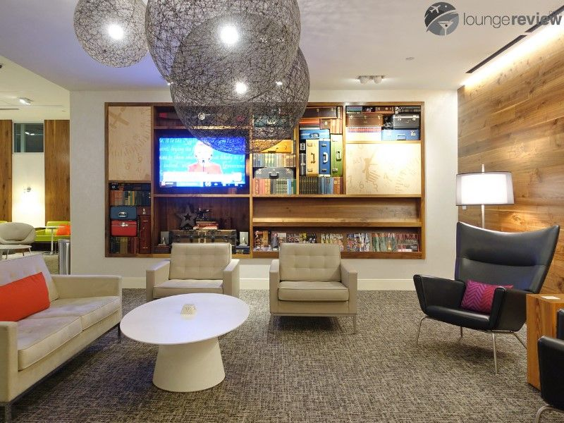 American Express Will Open A Centurion Lounge At Los Angeles Lax Airport In 2019 The Lounge Will Feature A Spa Hot Food And A Com Lounge Airport Lounge Home