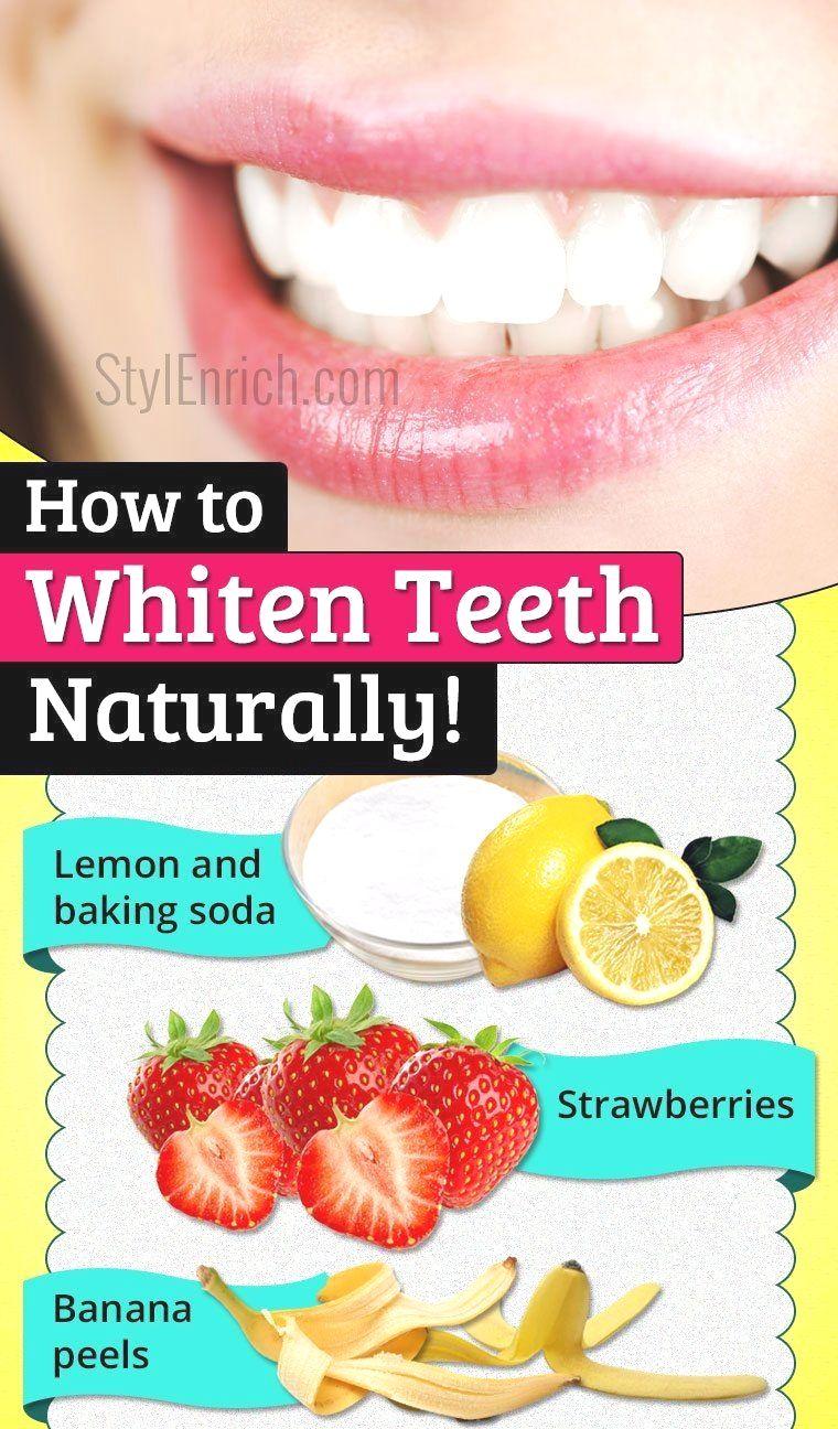 Pin on teeth whitening homemade