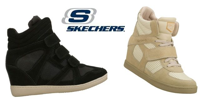 Skechers sneaker wedges - Google Search