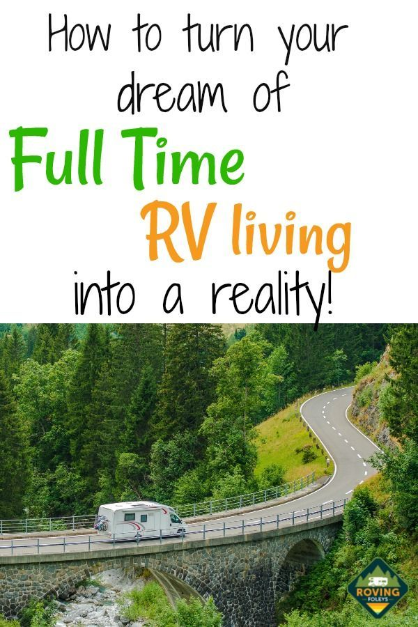 Get Our FREE Course: Travel Full Time! | The Roving Foley's #rvliving