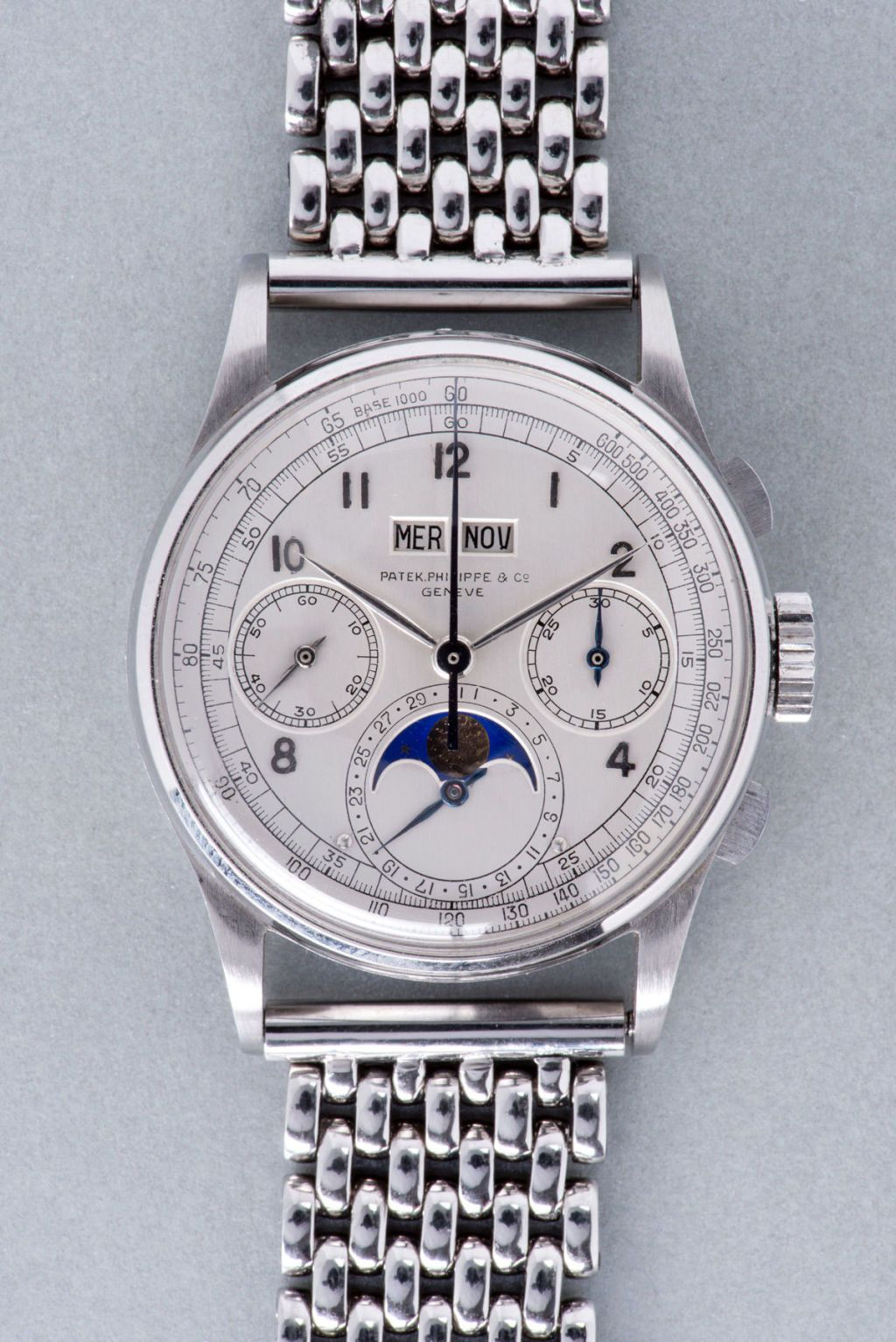 834f1c87671 This Is the Most Expensive Watch Ever Sold at Auction - Esquire.com