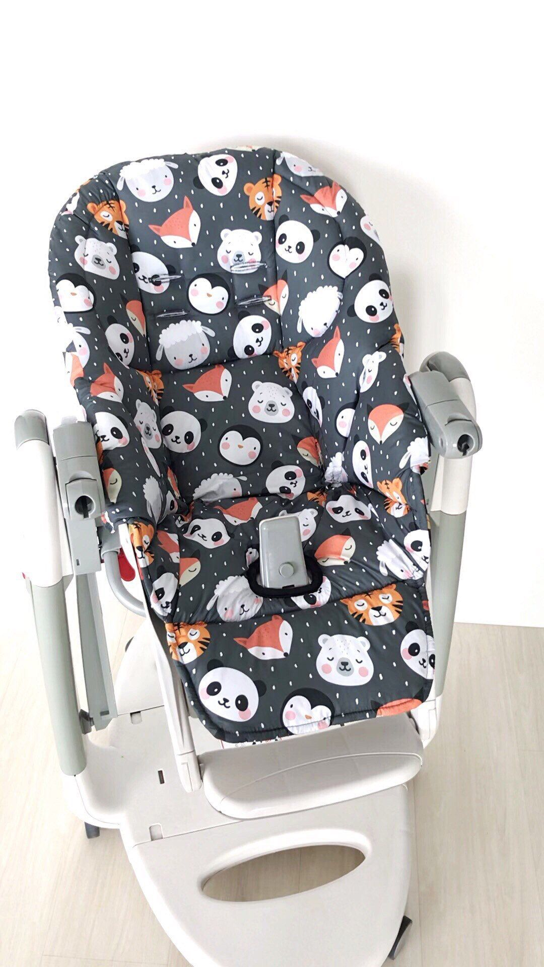 Peg Perego Tatamia seat pad cover for highchair, washable ...