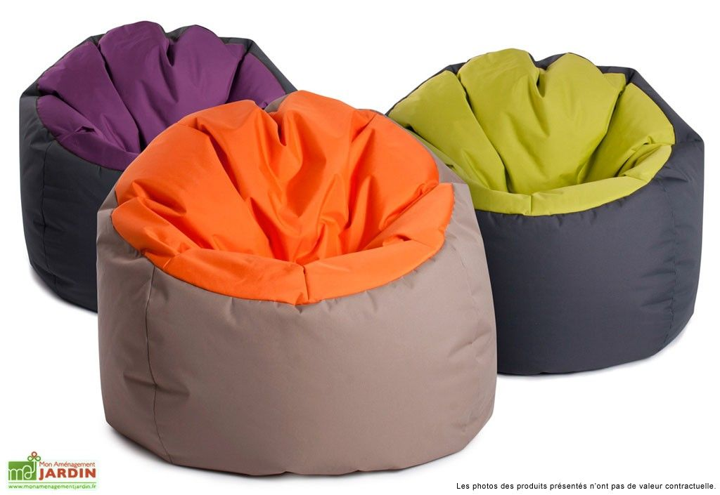 pouf g ant coussin jumbo bag bowly. Black Bedroom Furniture Sets. Home Design Ideas