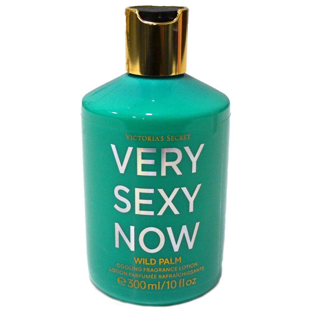 adb2f555311 Victoria s Secret Very Sexy Now Wild Palm Cooling Fragrance Lotion 10oz New   VictoriasSecret
