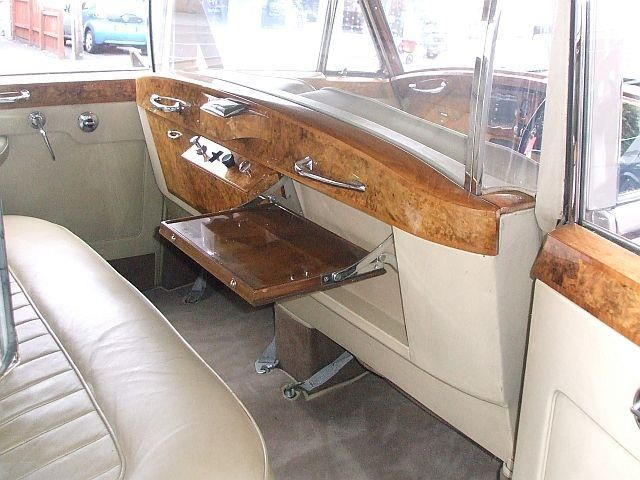 Used 1960 Rolls Royce Silver Cloud Auto For Sale In Dorset From