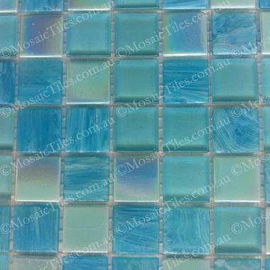 Marina Ar 11 Gl 07 Sm 04 Bisazza Green Mosaic Tiles