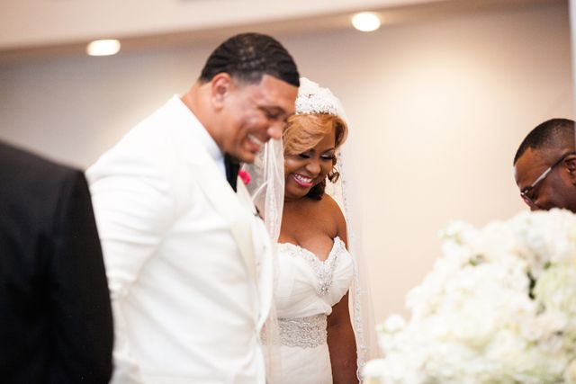 Vibrant Pink Wedding in Mobile, AL: Cherise + Jacob