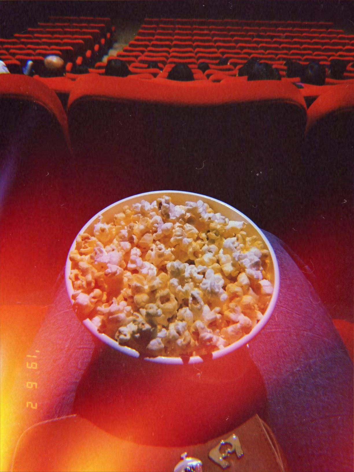Cinema Xxi Popcorn Movie Makanan Bioskop