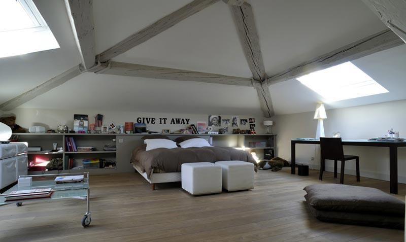 Chambre Sous Toit ZT58 | Jornalagora