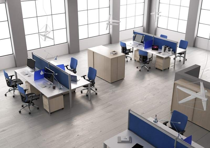 Estación de trabajo múltiples Colección ONLINE3 by MASCAGNI diseño
