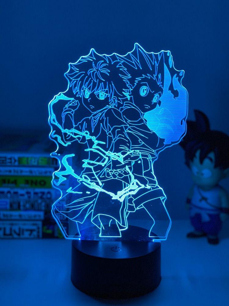 Killua & Gon Led Lamp