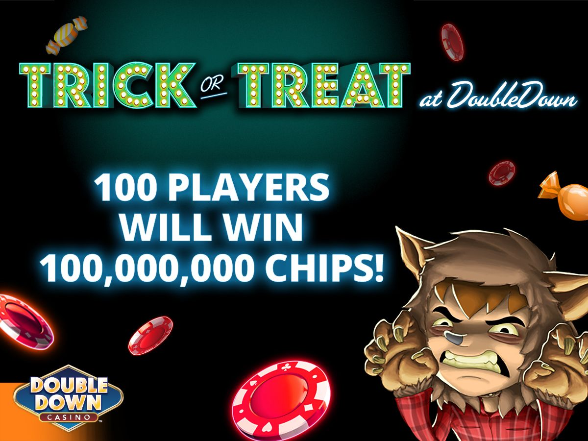 trick-or-treat through our neighborhood of spooky slots. 100 players