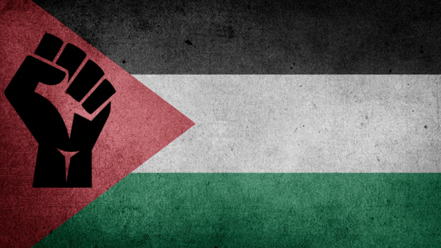 Social Justice Warriors Link Palestinian Plight to Black