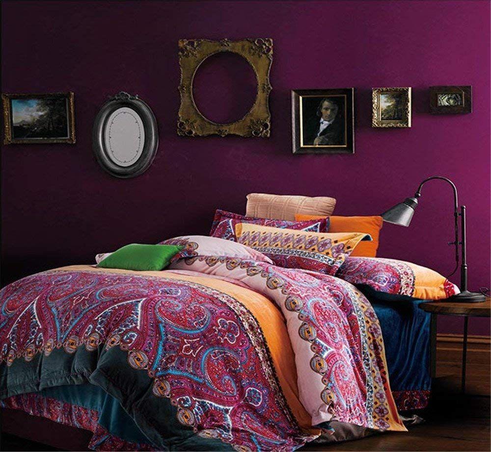 bohemian bedding set bohemian comforter