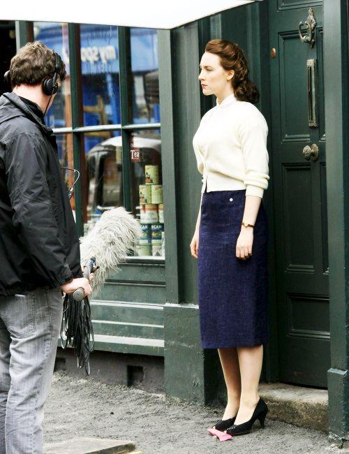 Saoirse Ronan Filmaci 243 N Amp 8216 Amp 8217 De Brooklyn En