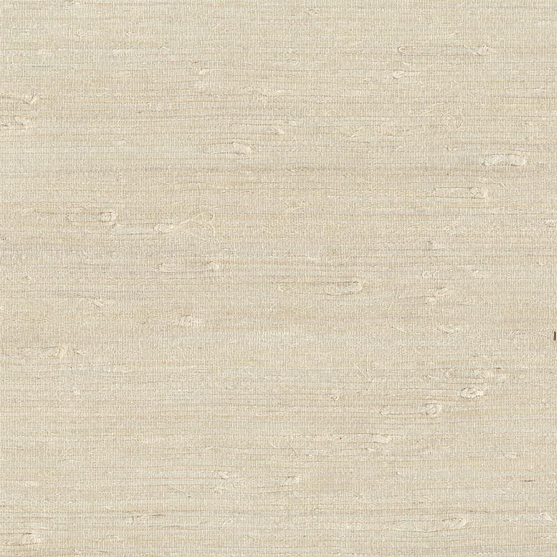 Brewster Wallpaper 6365651 Ling Cream Grasscloth