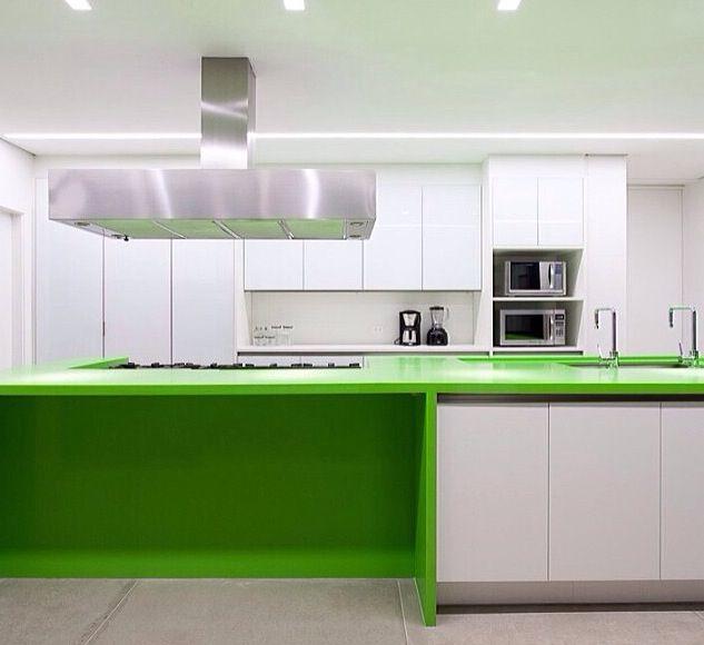 Cocina moderna y minimalista
