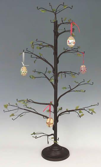 36 Inch Ornament Display Metal Ornament Tree Ornament Display