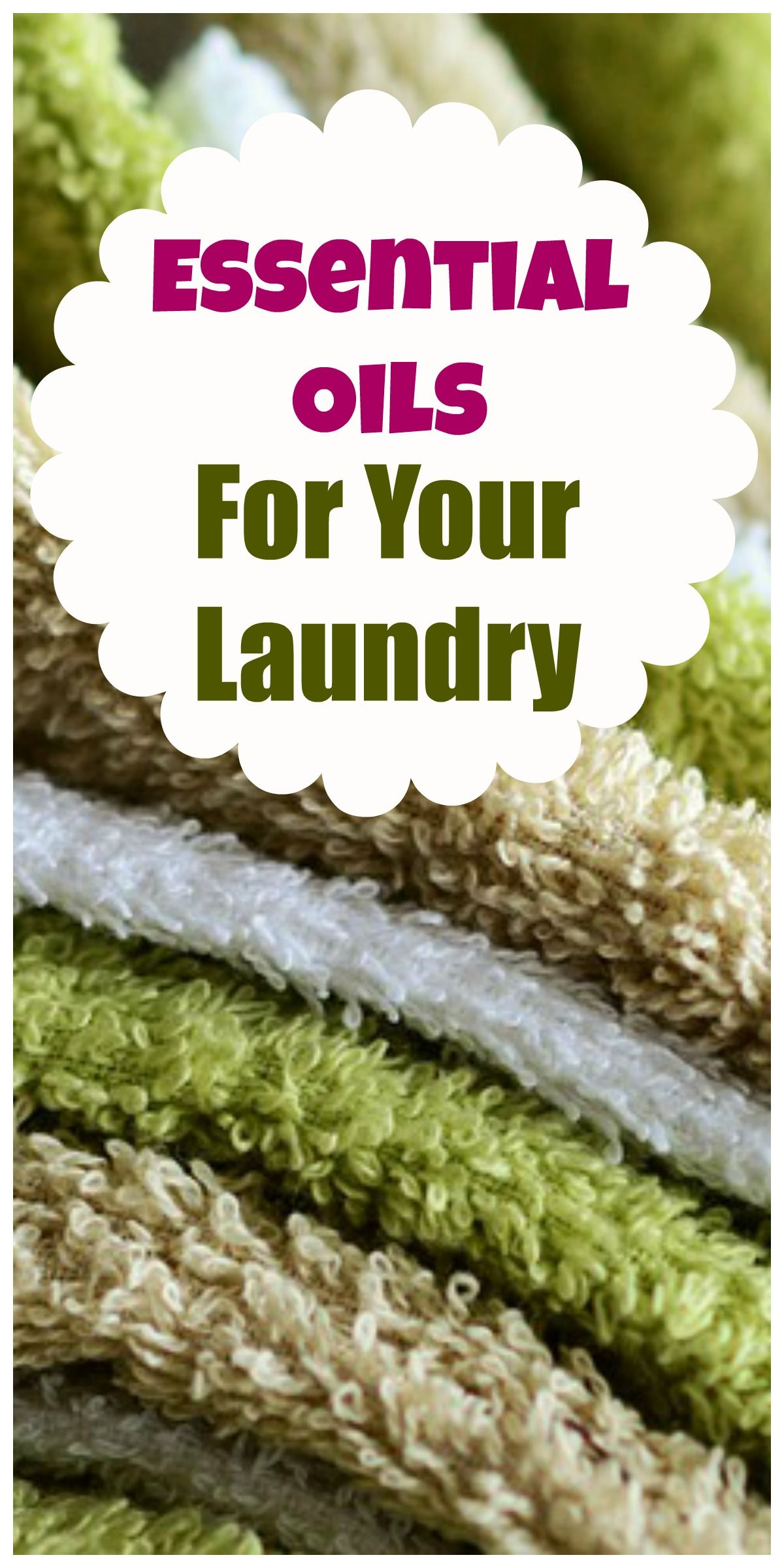 Essential Oils For Disinfecting Laundry Essential oils