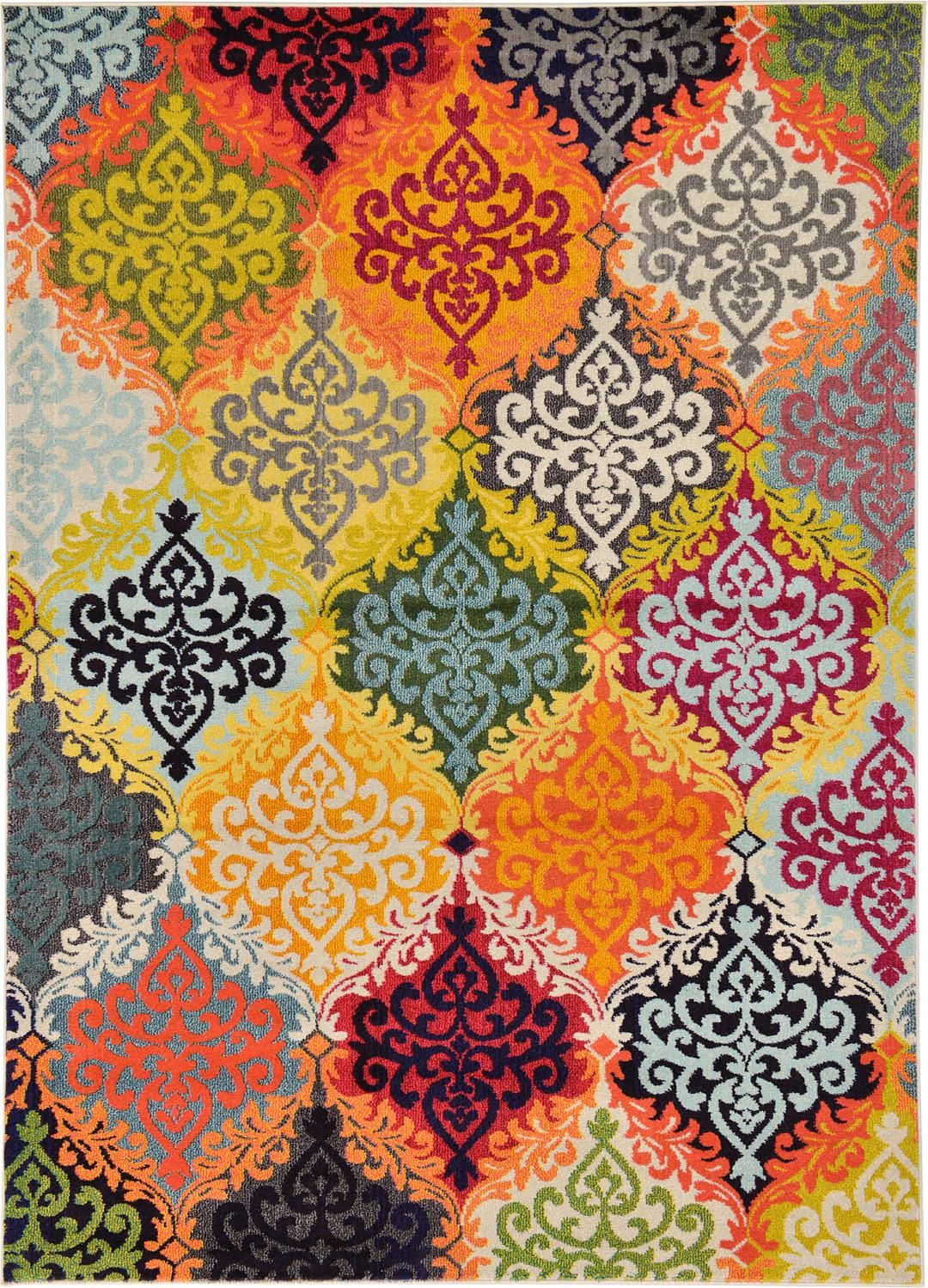 Multi 7 1 X 10 0 Casablanca Rug Area Rugs Erugs