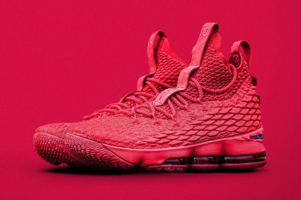 Nike Drops an Ohio State-Exclusive LeBron 15  37601ed16