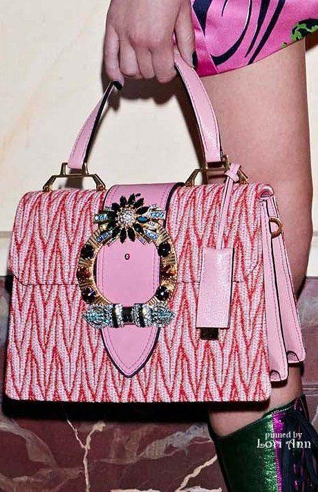Miu Resort 2017 Bag сумки модные брендовые Bags Livej