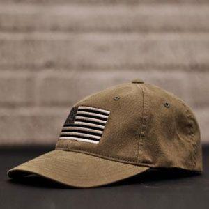 American Flag Hat - Olive Subdued  da3c51990f2