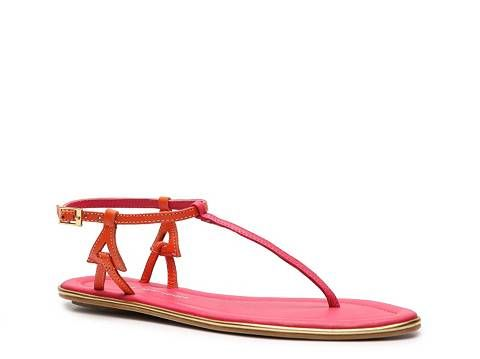 KG Kurt Geiger Milly Sandal Women's Flat Sandals All Women's Sandals Sandal Shop - DSW