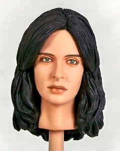 Custom 1//6 Scale Jessica Jones Krysten Ritter Head Sculpt
