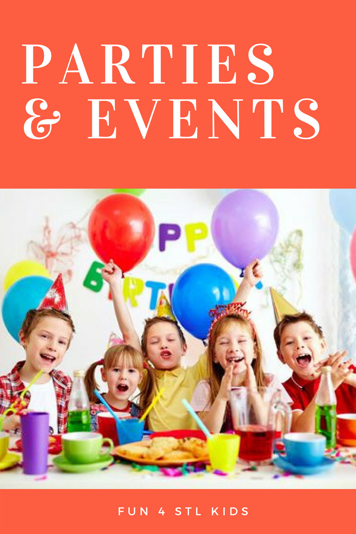 Fun Birthday Party Ideas St Louis