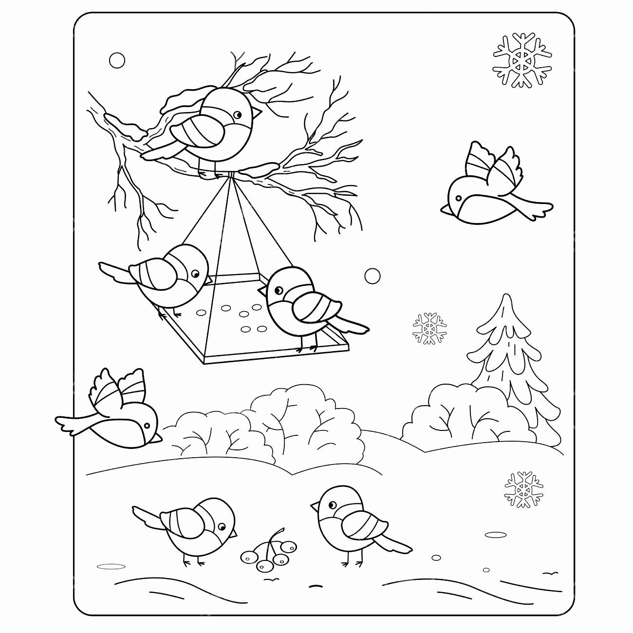 Winter Wonderland Coloring Sheets Awesome Coloring Pictures Of Winter Bestofpage Coloring Pages Winter Bird Coloring Pages Coloring Pages