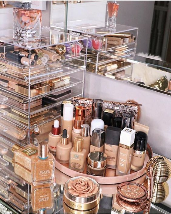 Photo of 27 Cool Makeup Storage Ideas That Save Time – Molitsy Blog – 27 Cool …