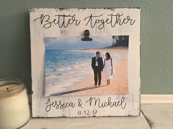 Better Together Personalized Photo