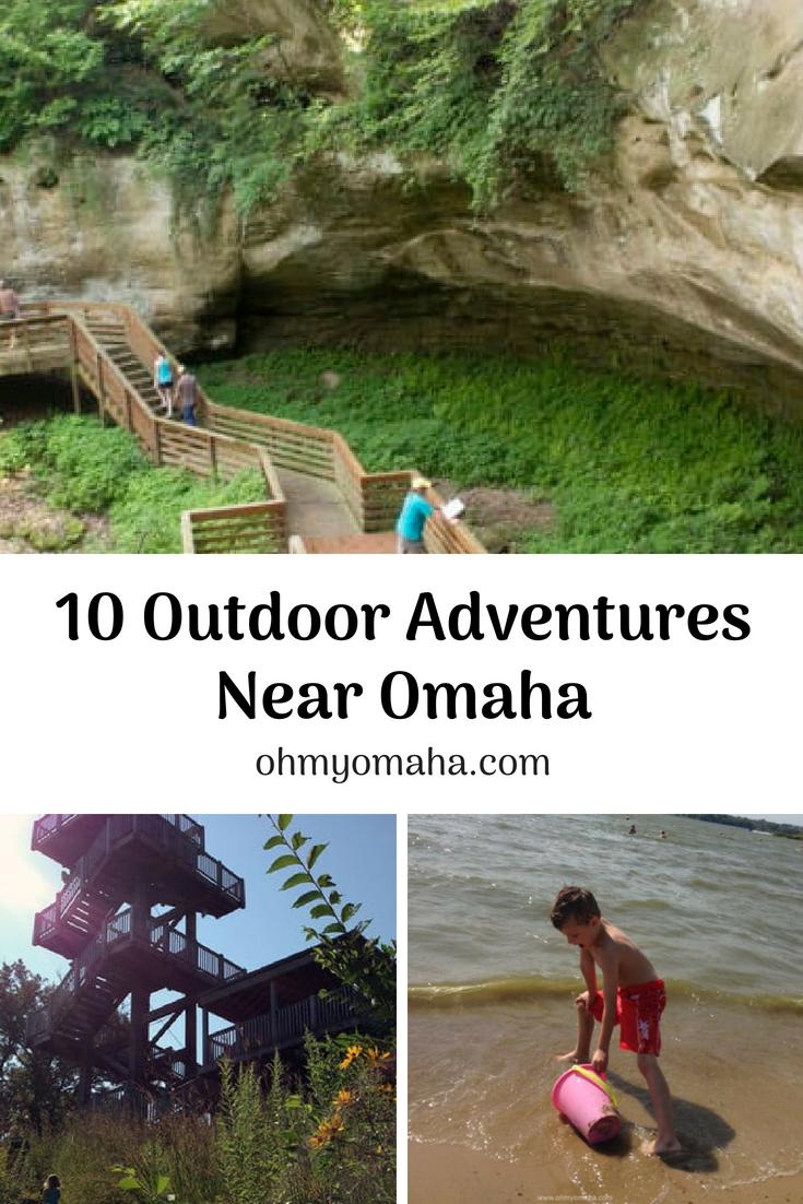 10 Outdoor Summer Adventures Near Omaha Outdoors Adventure Travel Nebraska Iowa Travel
