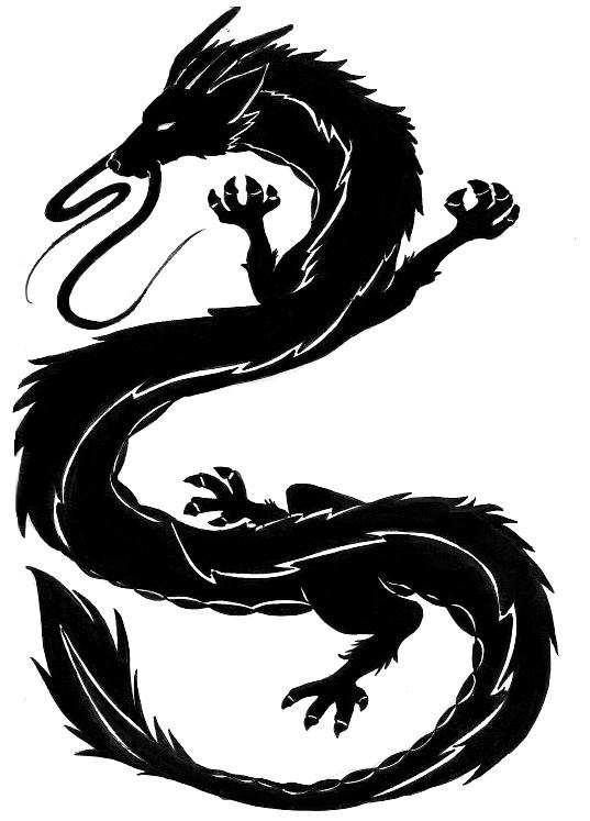 Spirited Away Dragon Tattoo Bing Images Dragon Tattoo Spirited Away Haku Ghibli Tattoo