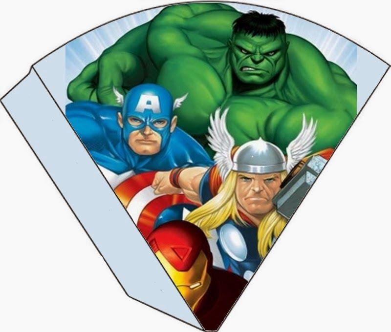 Avengers Free Printable Kit - Visit to grab an amazing super hero