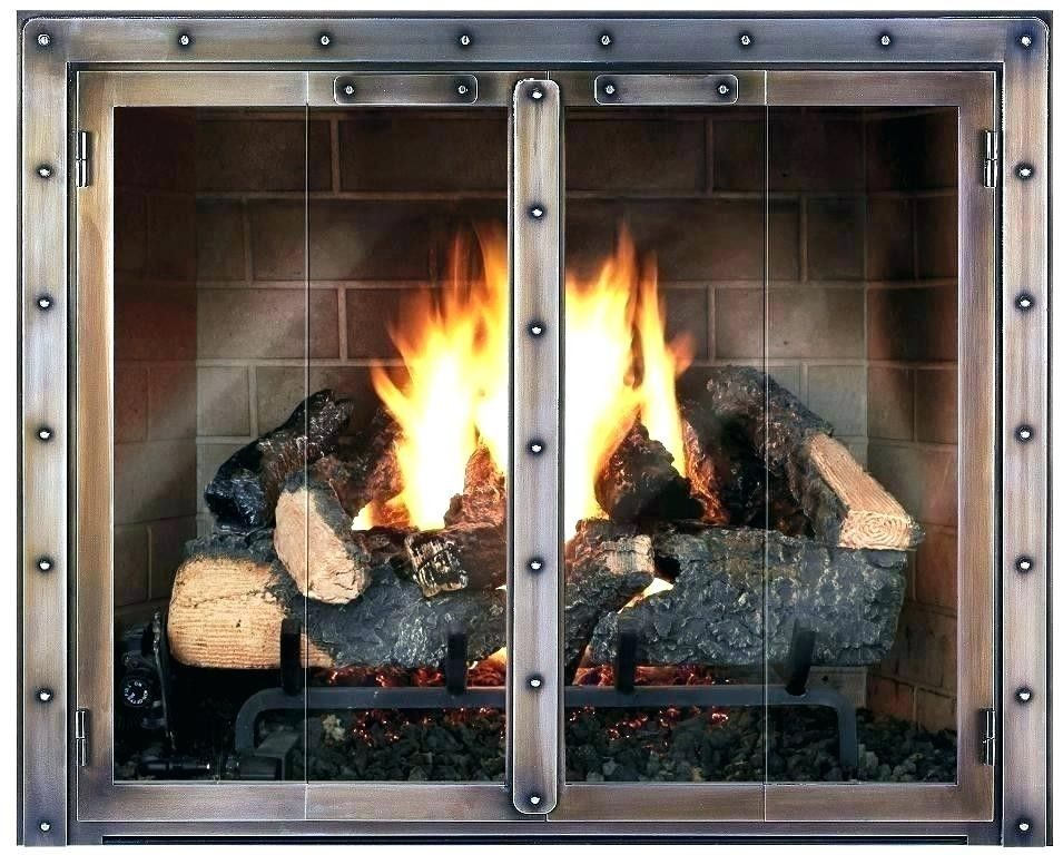 Fireplace Image By Sabrina Fong Fireplace Doors Fireplace Glass