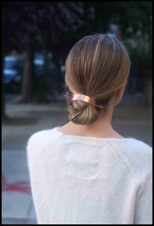 Photo of Bun Cuff: Das trendige Haar-Accessoire für besondere Dutt-Frisuren …